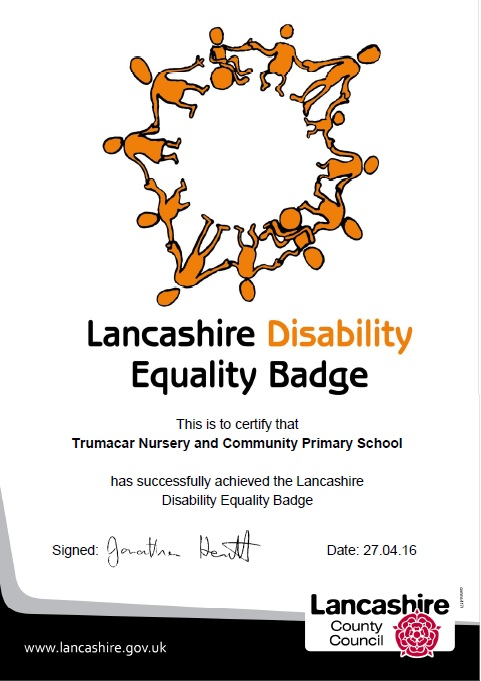 Disability Equality Badge