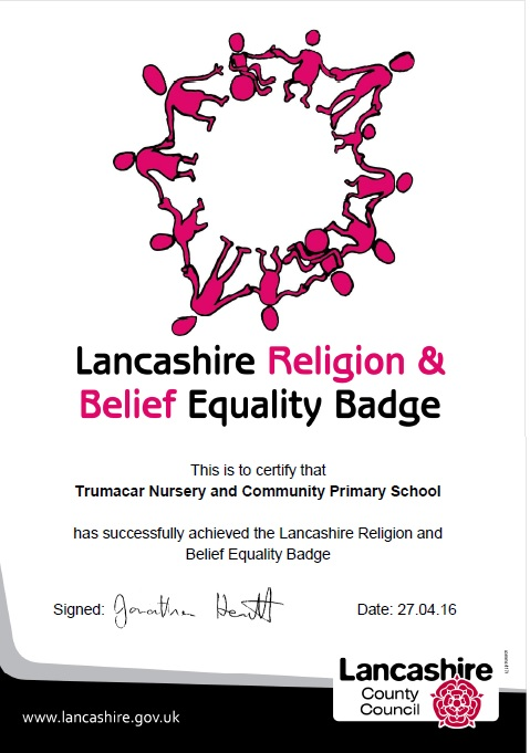 Religion Equality Badge